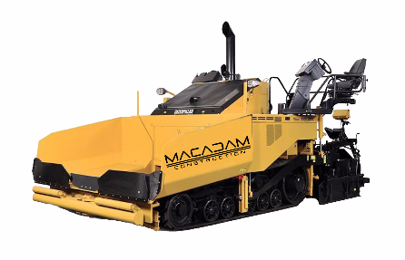 MACADAM Asphalt Paving Machine