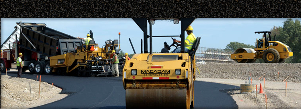 MACADAM Asphalt Paving Concrete Seal Coating